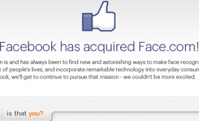 Facebook rachète Face.com