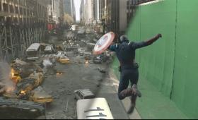 Making of: The Avengers – New York